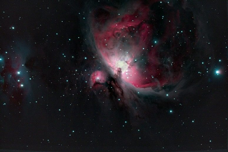 Nebula Orion, Sternenhimmel, Sternentour La Palma