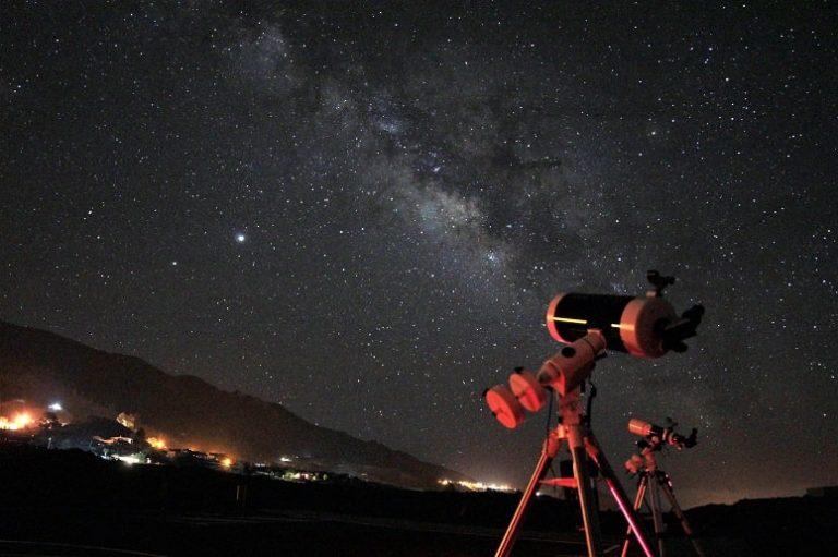 Sternentour, La Palma, Kanaren