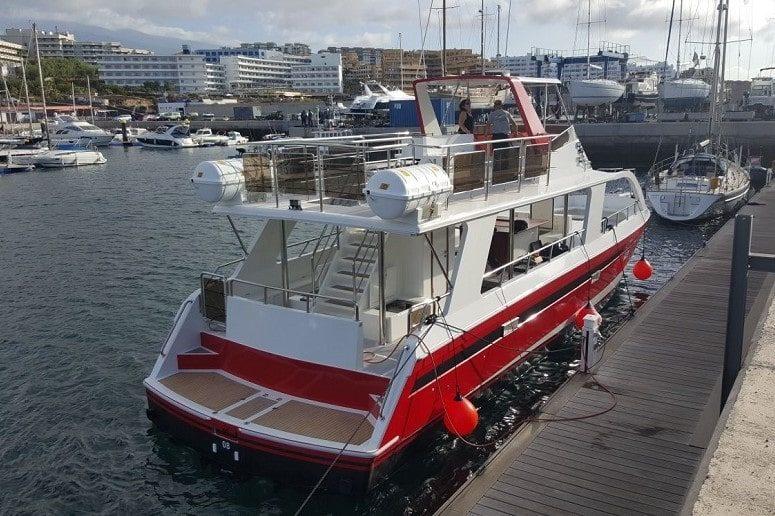 Bootsausflug Teneriffa, Kanaren, Spanien