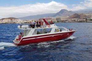 Boat Trip Tenerife, Boat, Canary Islands